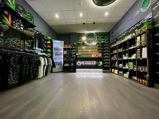 Cannabis Store Amsterdam