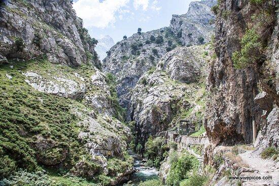 Cain, Spain: Ruta del Cares