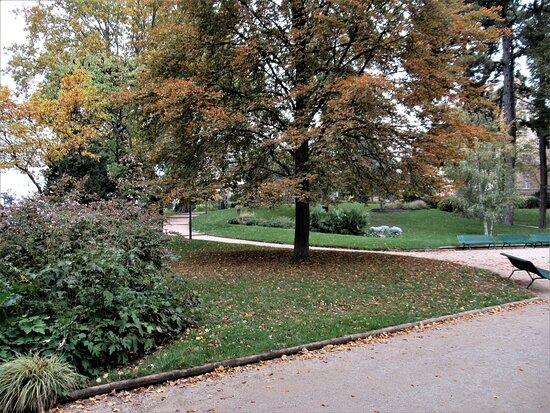 Parc Des Cités Unies