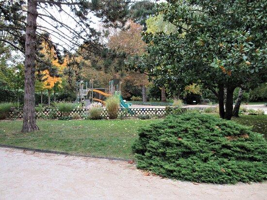 Parc Du Saut Du Loup
