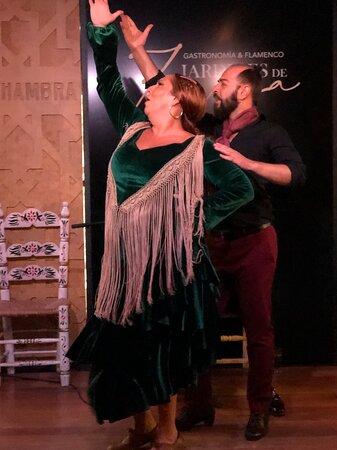 Raquel Heredia La Repompa y Raimundo Benítez - bailaores
