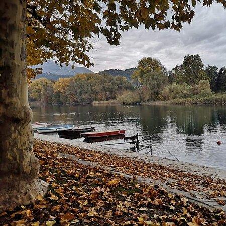 Brivio, Ý: River Adda ☁️💧