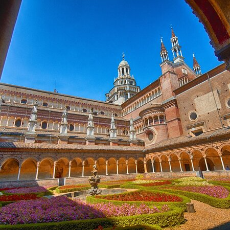 Certosa di Pavia, Ιταλία: Cistercian monastery