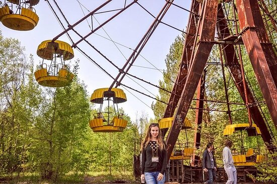 Two-day scheduled tour of Chernobyl and...