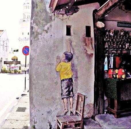 มาเลเซีย: Street Art 77