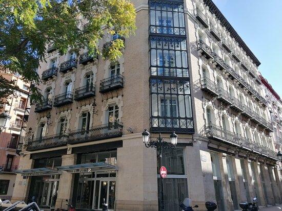Edificio de la Calle Manifestacion 16