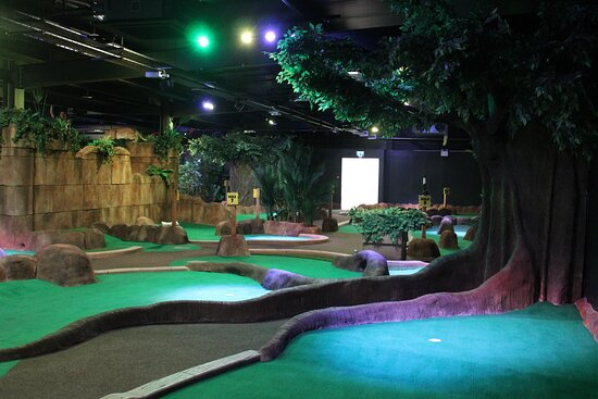 Adventure Mini Golf, Stoke On Trent