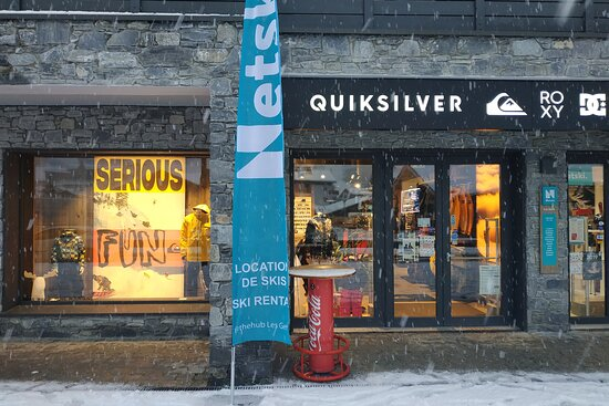 The Hub - Quiksilver Les Gets