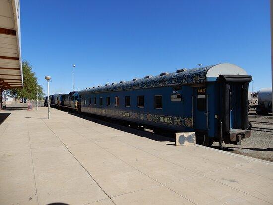 Keetmanshoop Railway Station