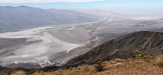 Dante's View in Death Valley National Park. This photo was taking in Oct 2020.