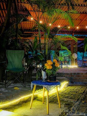 Stress Free Area at Night 🍸