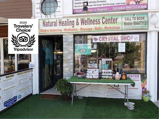 Natural Healing & Wellness center in Paphos