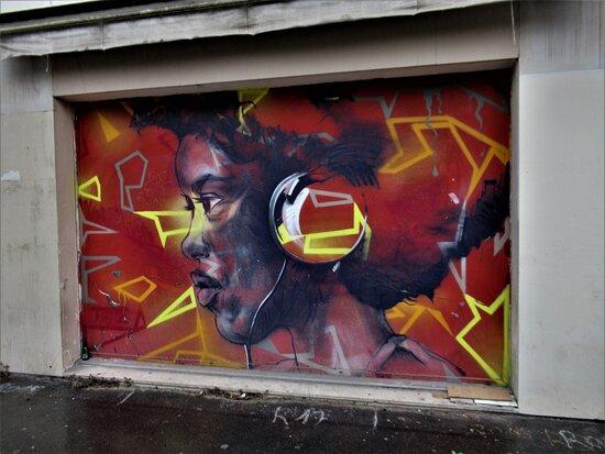 """Fresque """"musique En Tete"""""""