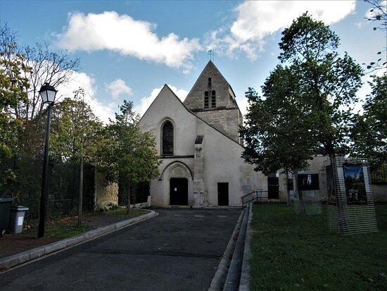Ancienne eglise de Maisons-Laffitte