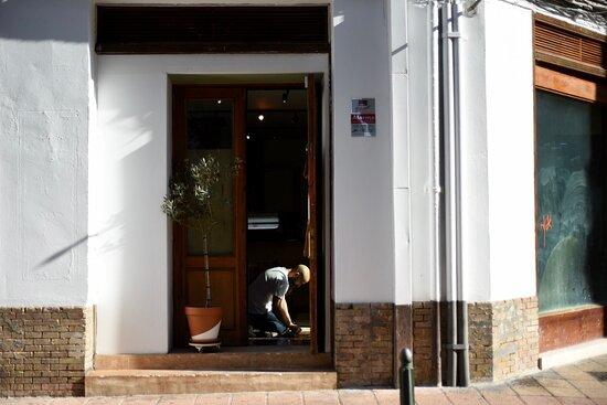 imagen Justicia Coffeeshop en Zaragoza