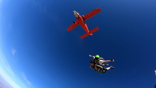 Santa Teresa, Nowy Meksyk: El Paso Skydive