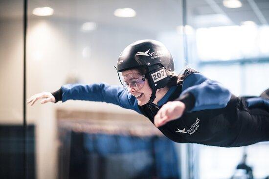 VossVind Indoor Skydiving
