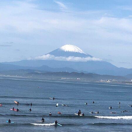 Katase Nishihama Kugenuma Beach