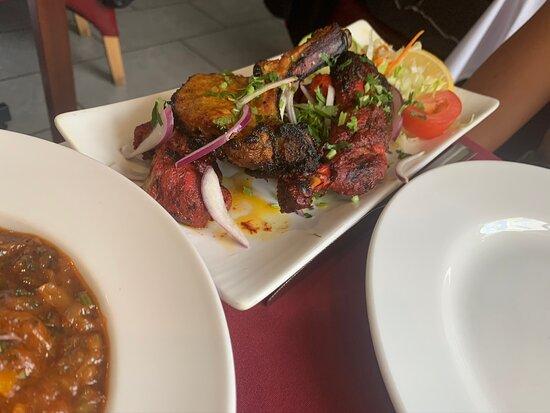 Kemsing, UK: Tandoori Mixed Grill
