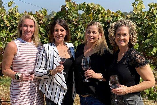 Visite de dégustation de vins du comté...