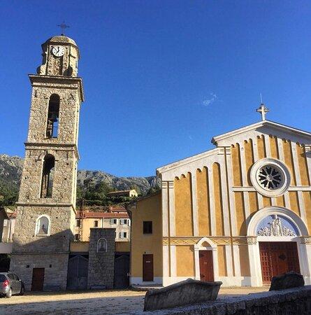 Eglise de la Nativite de Casamaciolli