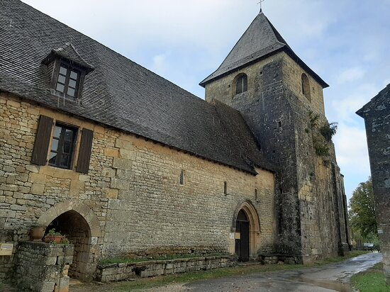 Eglise de Sireuil