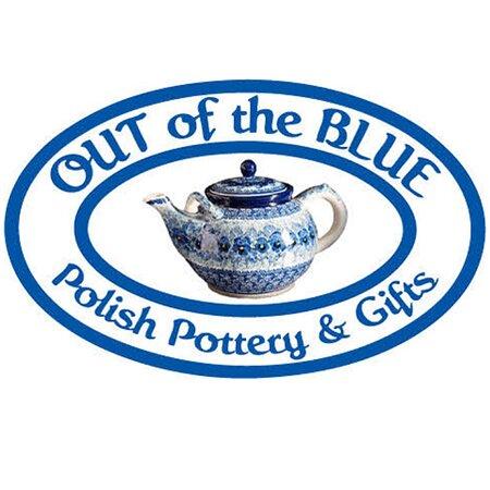คาร์เมล, อินเดียน่า: Out of the Blue Polish Pottery & Gifts