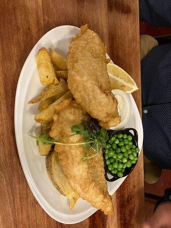 Friendly pub, delicious food
