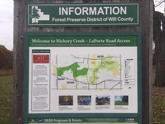 Hickory Creek Preserve