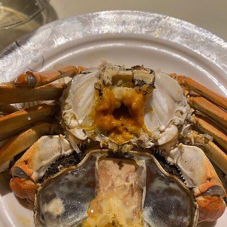 Good value hairy crab set