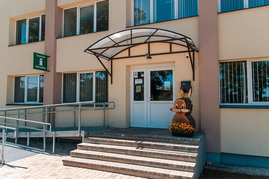 Koknese, Latvia: Tourism information centre