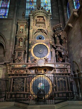 Petite merveille dans la cathédrale