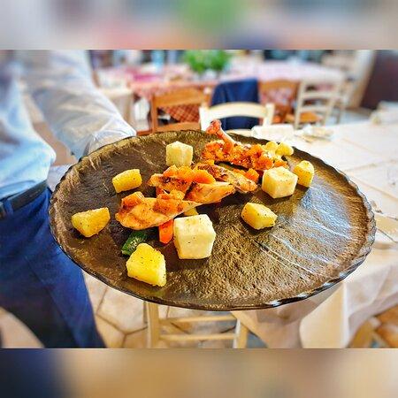 Piatto ristorante