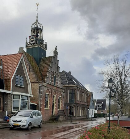 Raadhuis/rechthuis Barsingerhorn (1622)