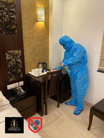 Room Sanitisation
