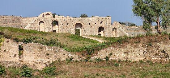 Muralla bizantina