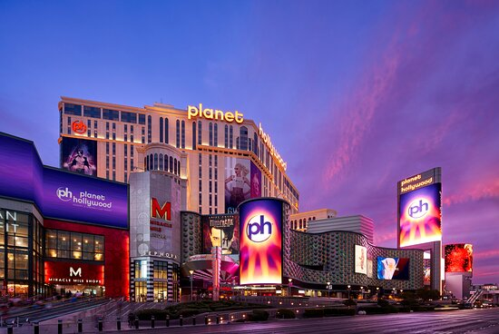 Super Bowl Party Review Of Planet Hollywood Resort Casino Las Vegas Tripadvisor