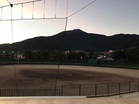 Kitakyushu City Momozono Stadium