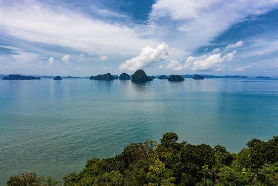 View from Banyan Tree Krabi
