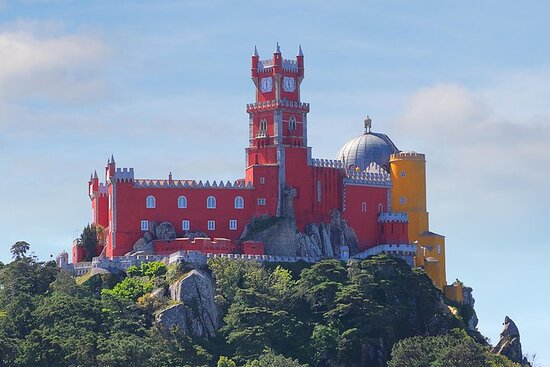 Sintra och Cascais Small Group Tour ...