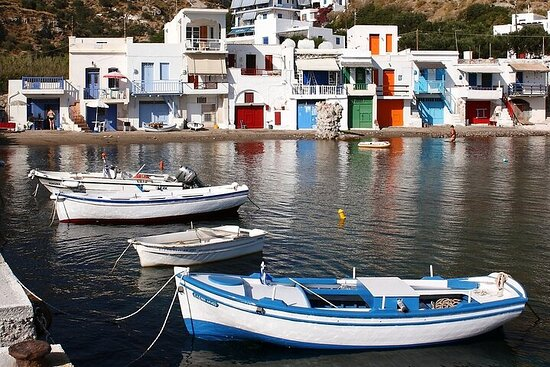 7 Day Greek Isands Hopping in Milos...