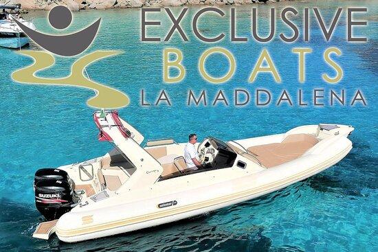 Exclusive Boats La Maddalena