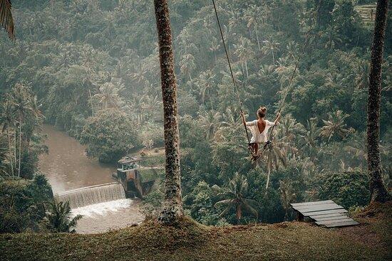 私人旅行:巴厘岛东部的巨人风光