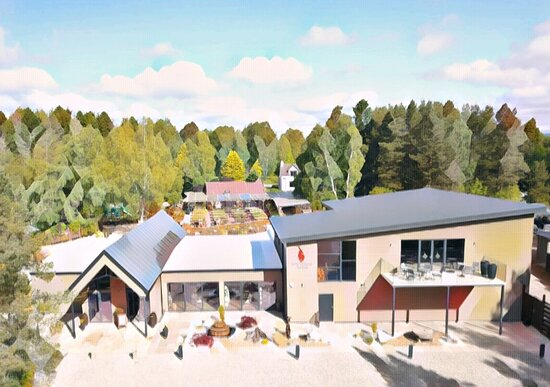 Grantown-on-Spey, UK: New building now open