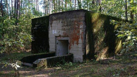 Közép-Lengyelország, Lengyelország: Lager Kruszyna - bunkier amunicyjny 4