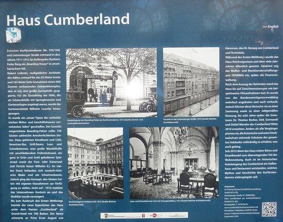 Haus Cumberland