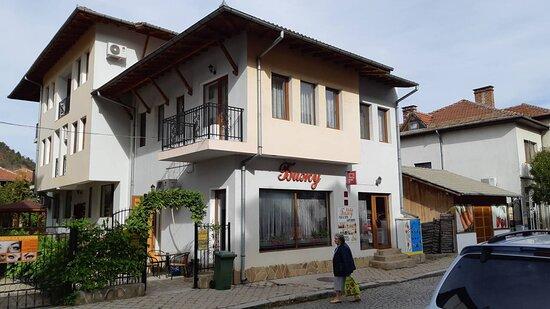 Tryavna, บัลแกเรีย: Hotel y cafe
