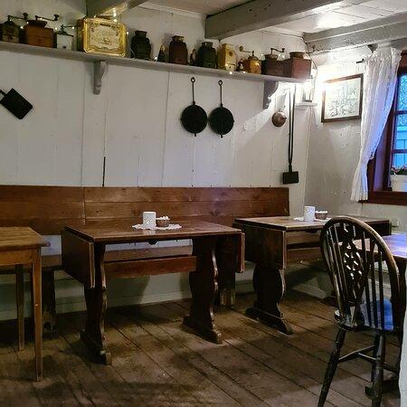 ブラウンおばさんのカフェ