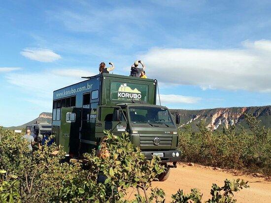 Korubo Safari Camp Jalapao
