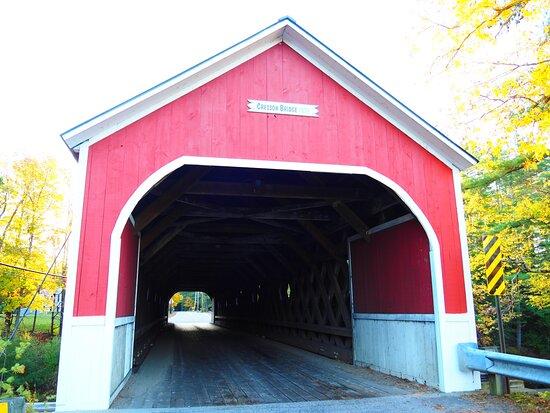 Sawyers Crossing Bridge
